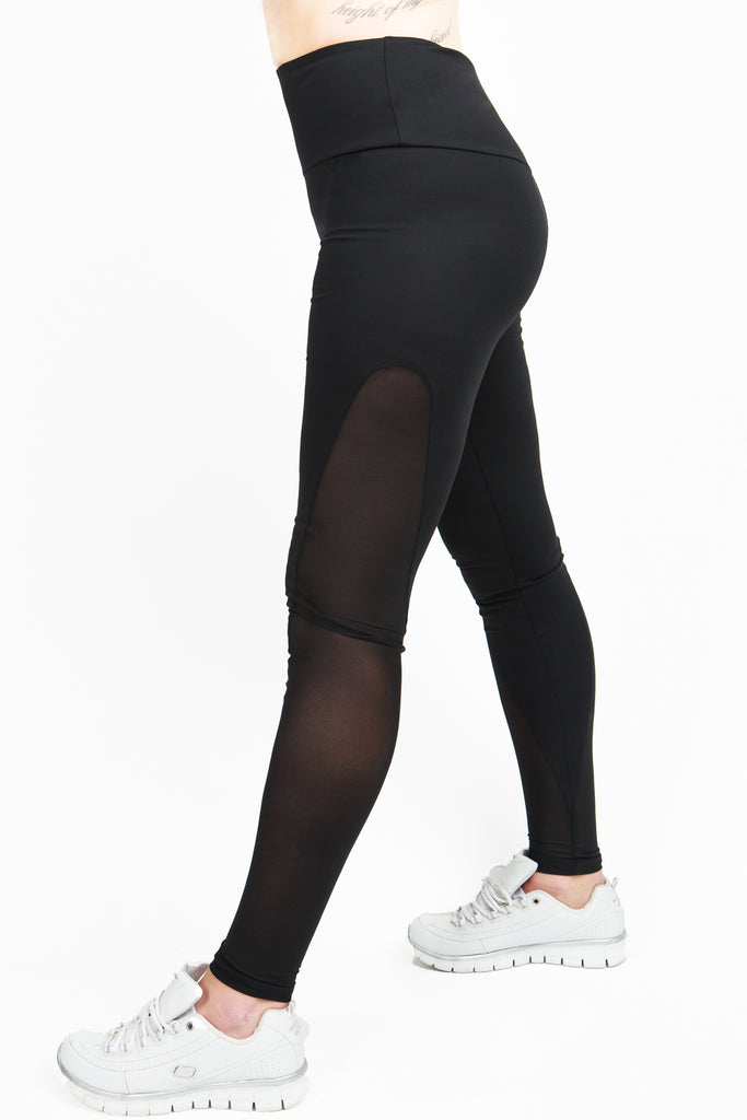 Keep It Simple Black Leggings