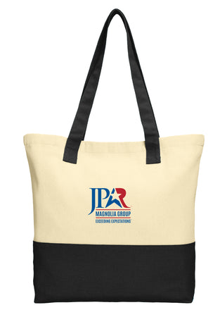 JPAR Office Logo Cotton Tote Bag
