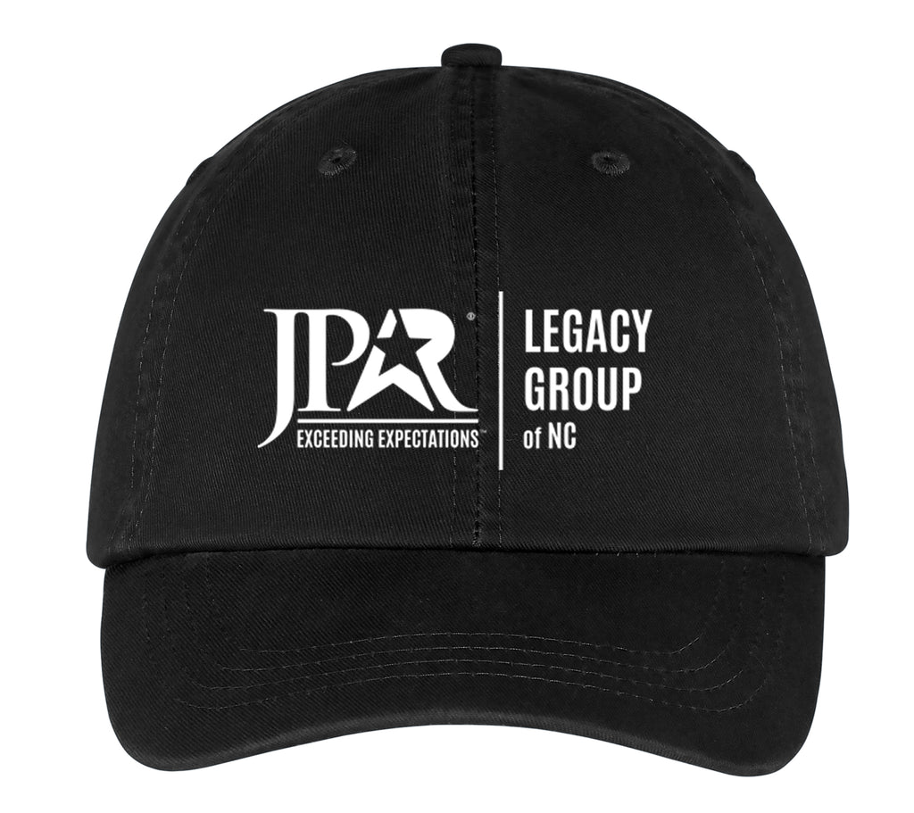 JPAR Office Logo Twill Cap