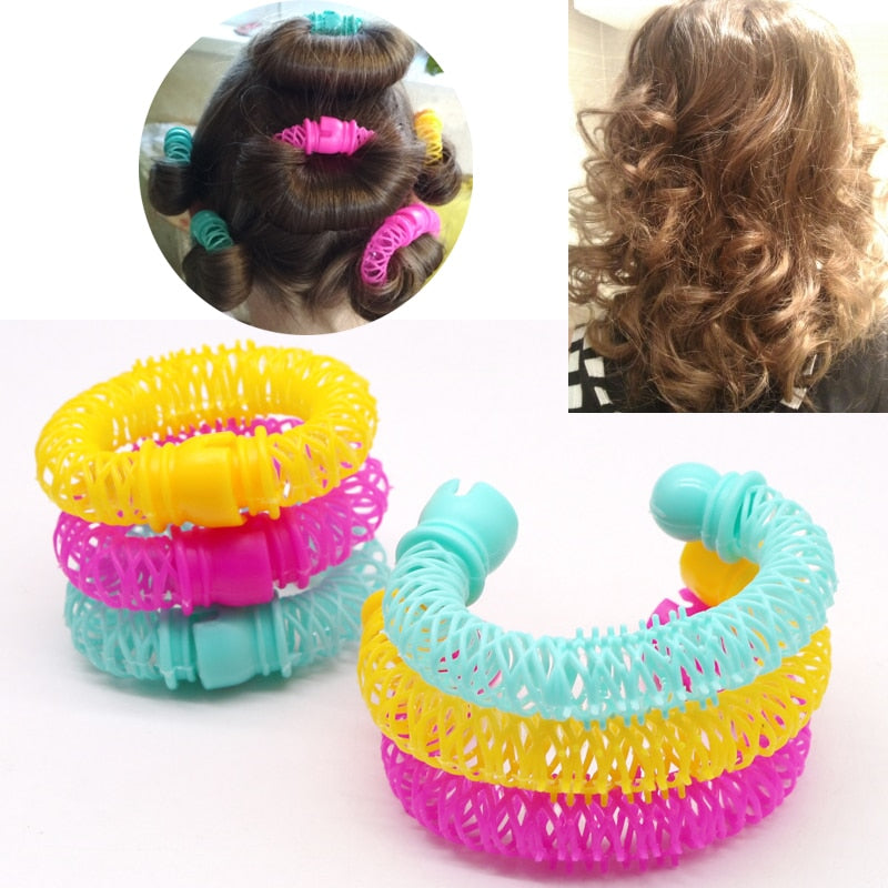 Spiral Curlers