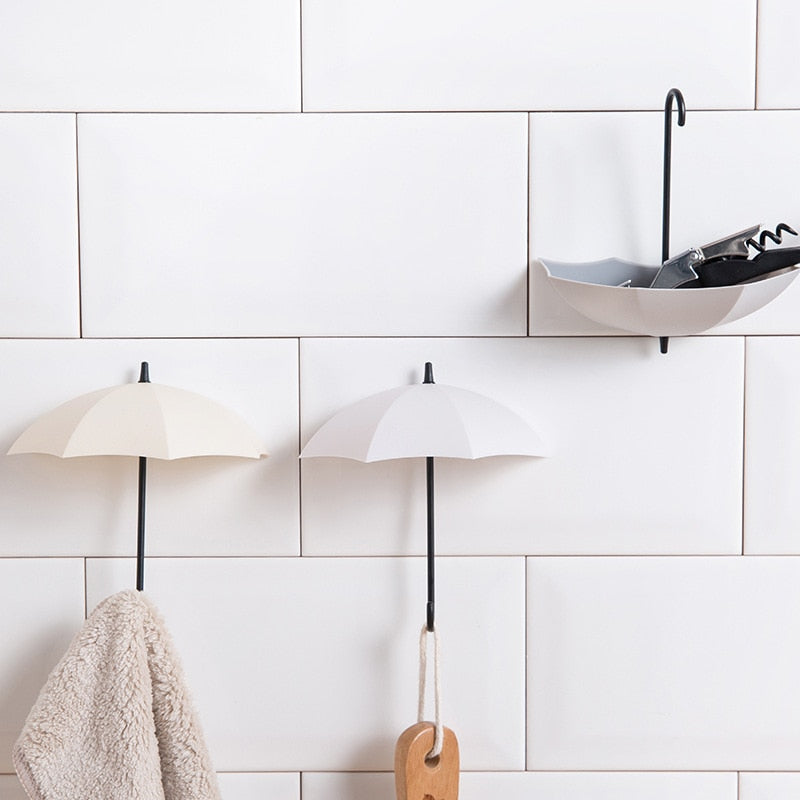 Umbrella Wall Hook Set