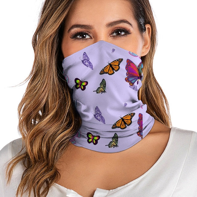 Butterfly Face Covering