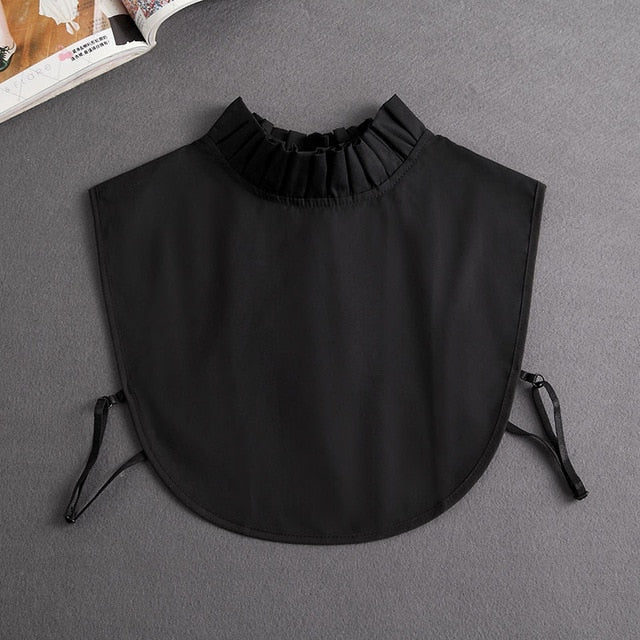 Poplin Detachable Collar