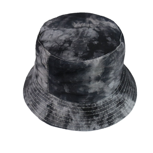 Reversible Tie-Dye Bucket Hat