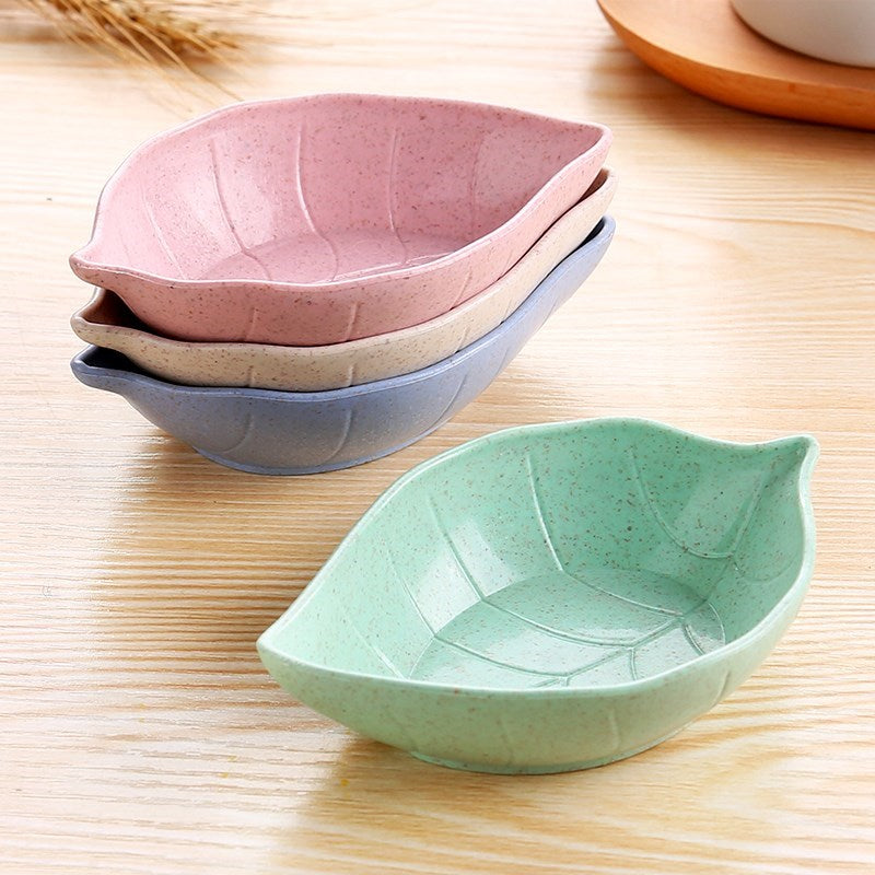 Leaf Condiment Bowl