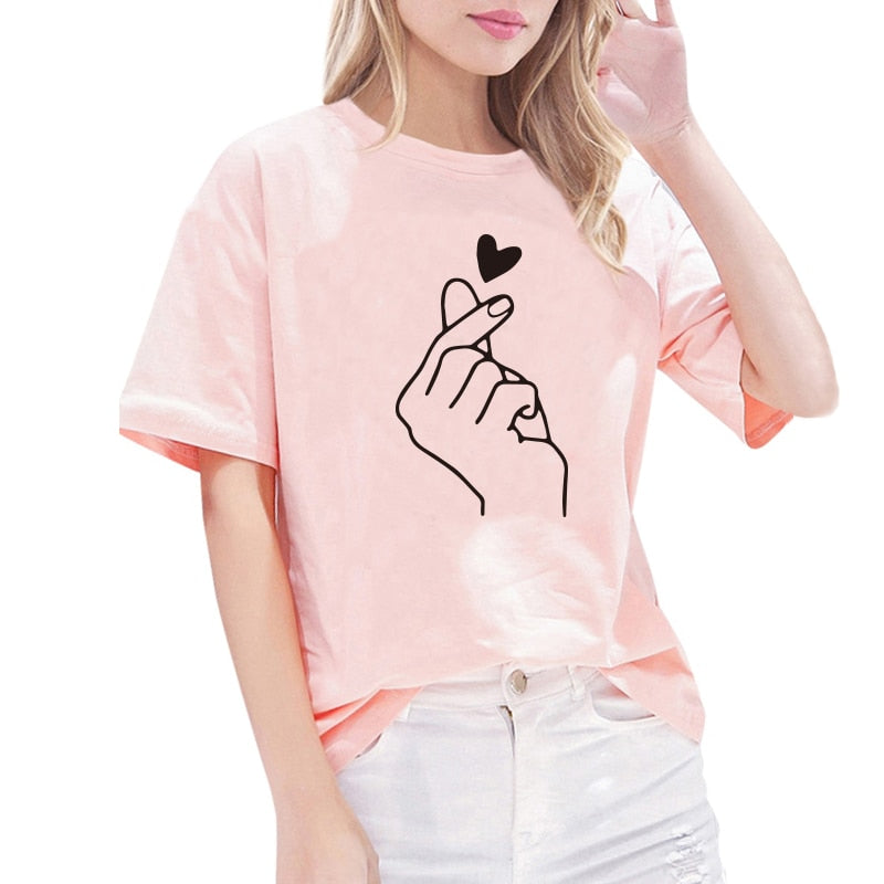 Heart Magic Tee