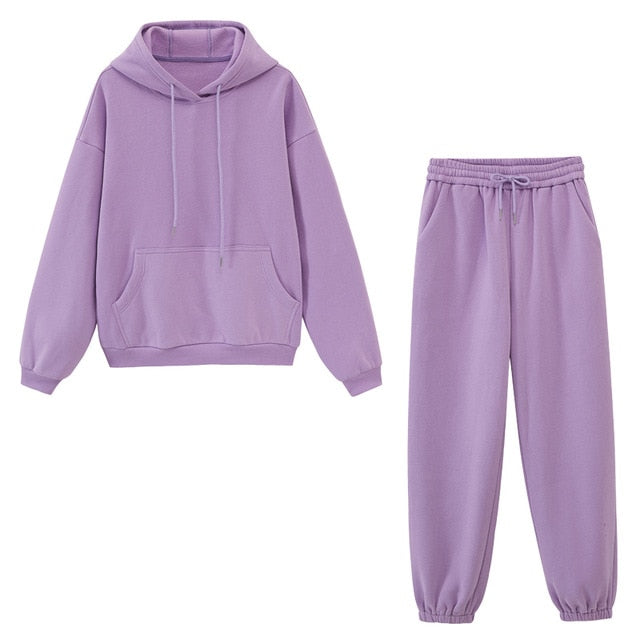 Hailey Sweat Set