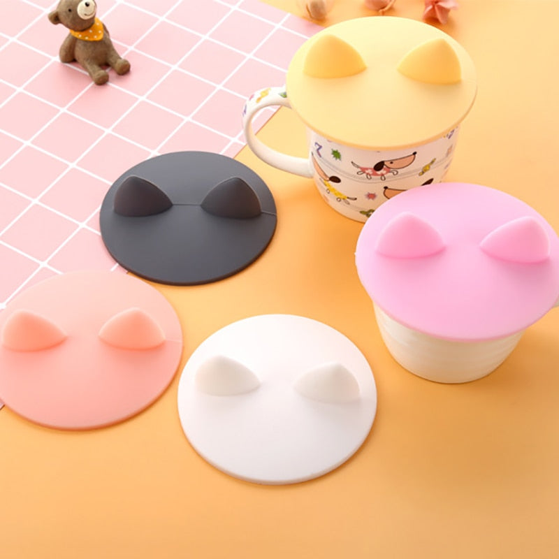 Kitty Ears Mug Cover