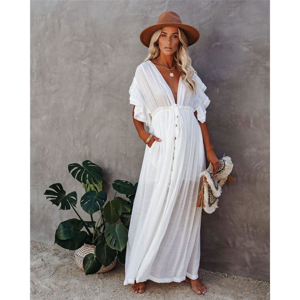 Breezeway Cover-Up Dress