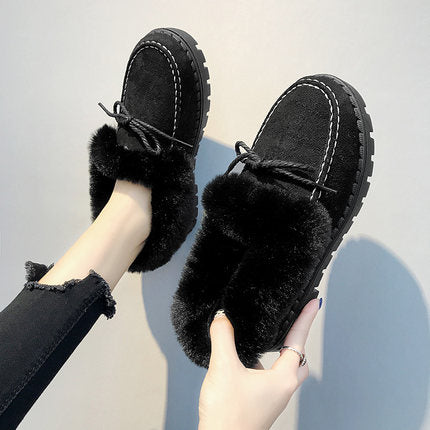Jolie Moccasin Slippers