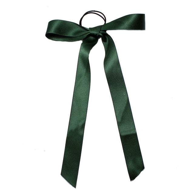 Bow Hair Elastic