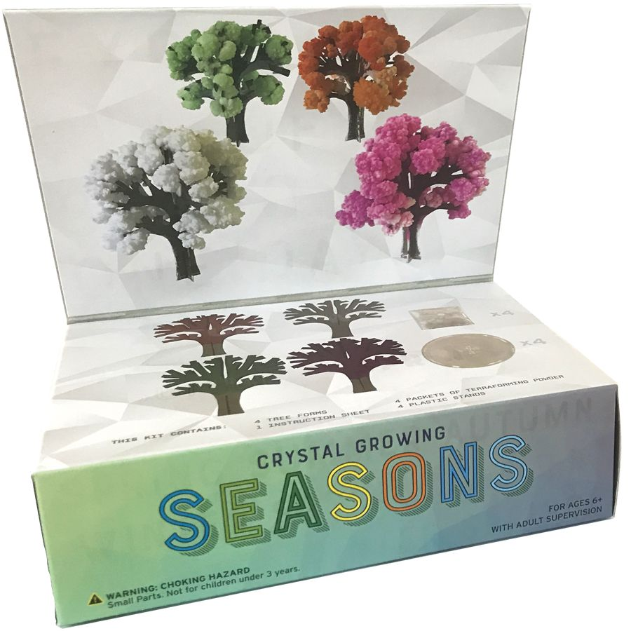 CRYSTAL GROWING SEASONS