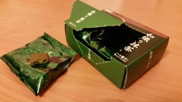 Waori Matcha Japanese Snack Review