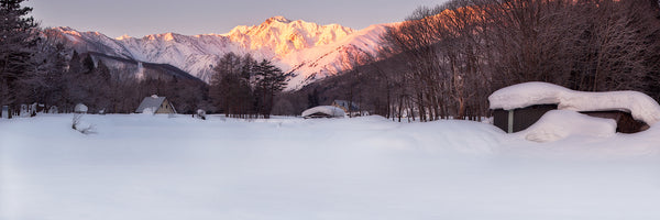 nagano winter time