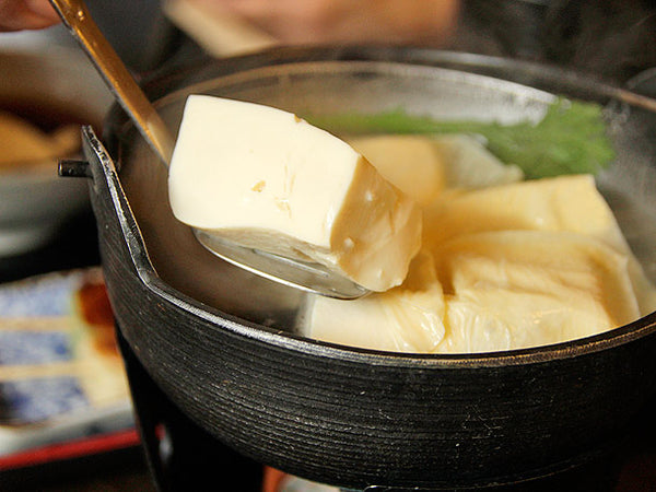 best tofu in japan