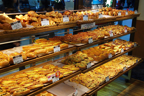 Bakeries In Japan Are Not Just A Place To Buy Bread The Community Forms Tight Relationship With Their Local Bakery And Store Owner Would Know