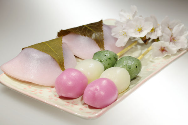 Hanami japanese snack dango