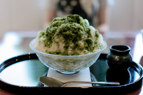 Kakigori Shaved Ice