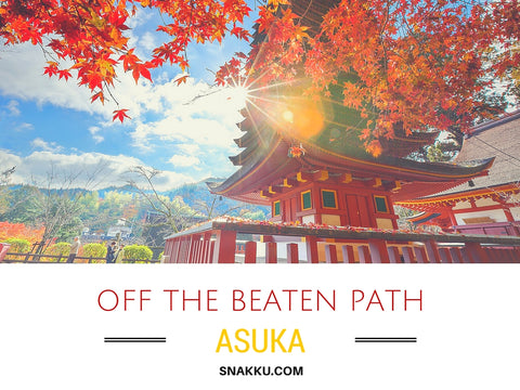 off the beaten path Japan asuka