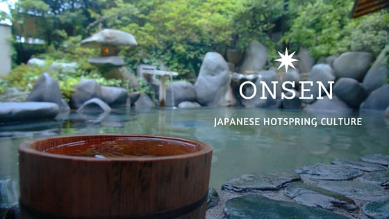 Different types of onsen in Japan