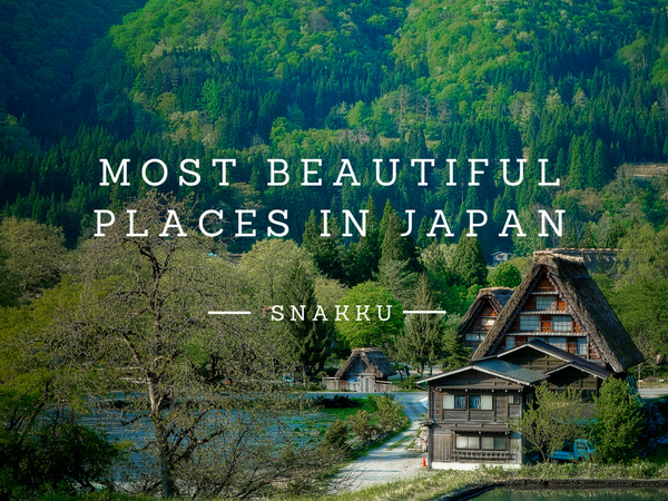 The Most Beautiful Places In Japan Part 3 Snakku