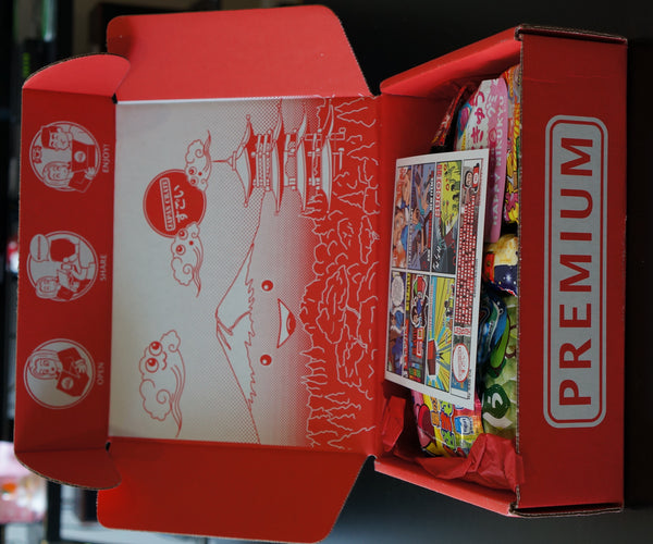 Japan Crate japanese snack subscription box review