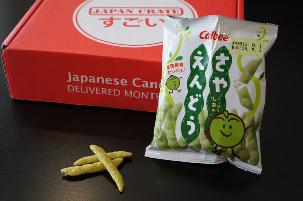 Japan crate japanese snack subscription review