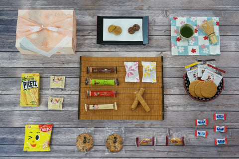 January Snakku Japanese snack subscription Box