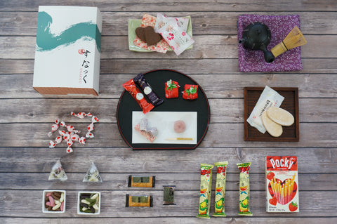 february snakku japanese snack subscription box