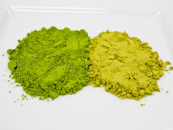 matcha quality difference