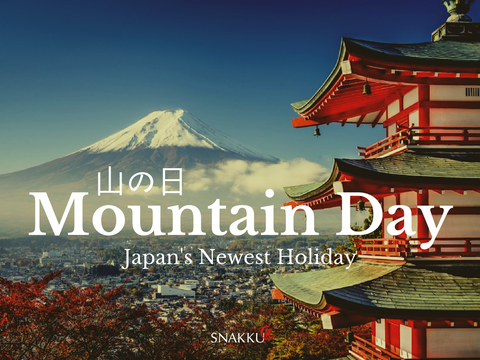 Mountain day Japan