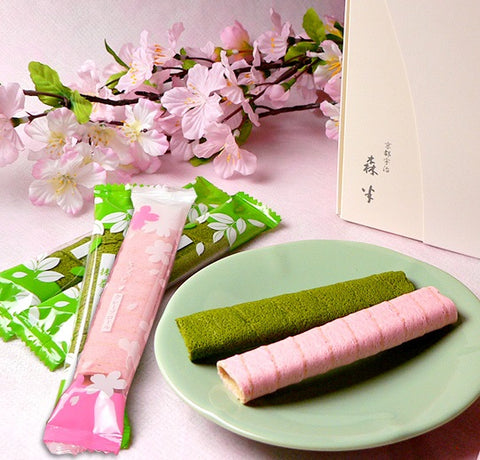 morihan crepe cookies from japan