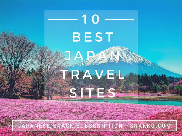 top 10 sites about japan