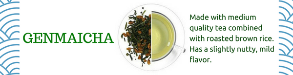 genmaicha japanese green tea