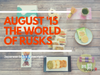 August '15: The World of Rusks