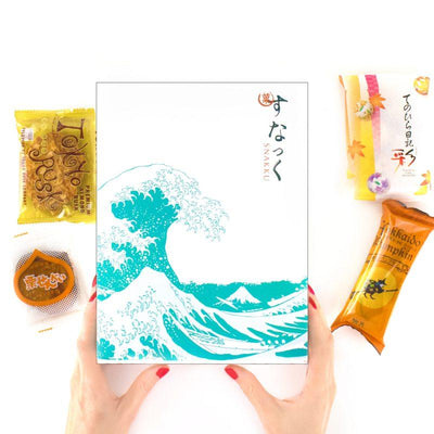Best Japanese snack box