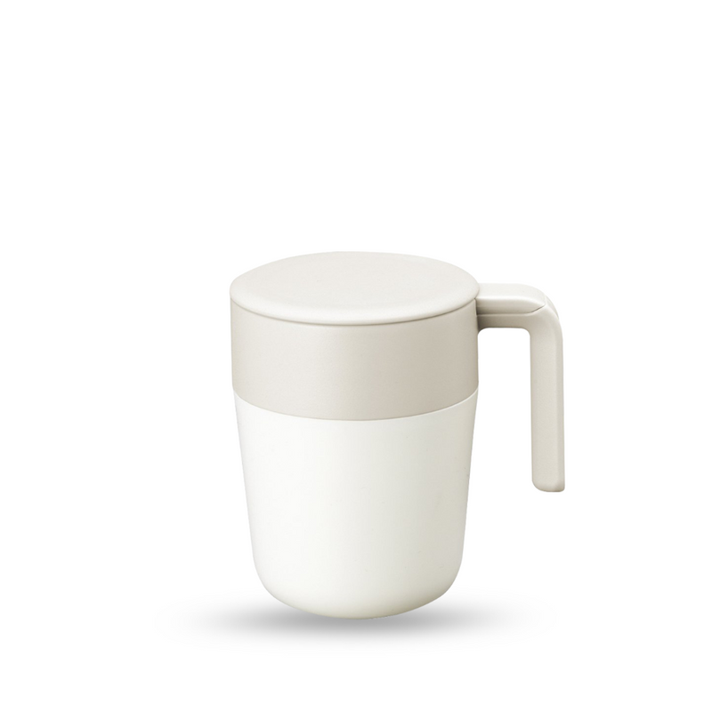 Earth Roastery | Tools | Ivory CafePress Mug - 260ml