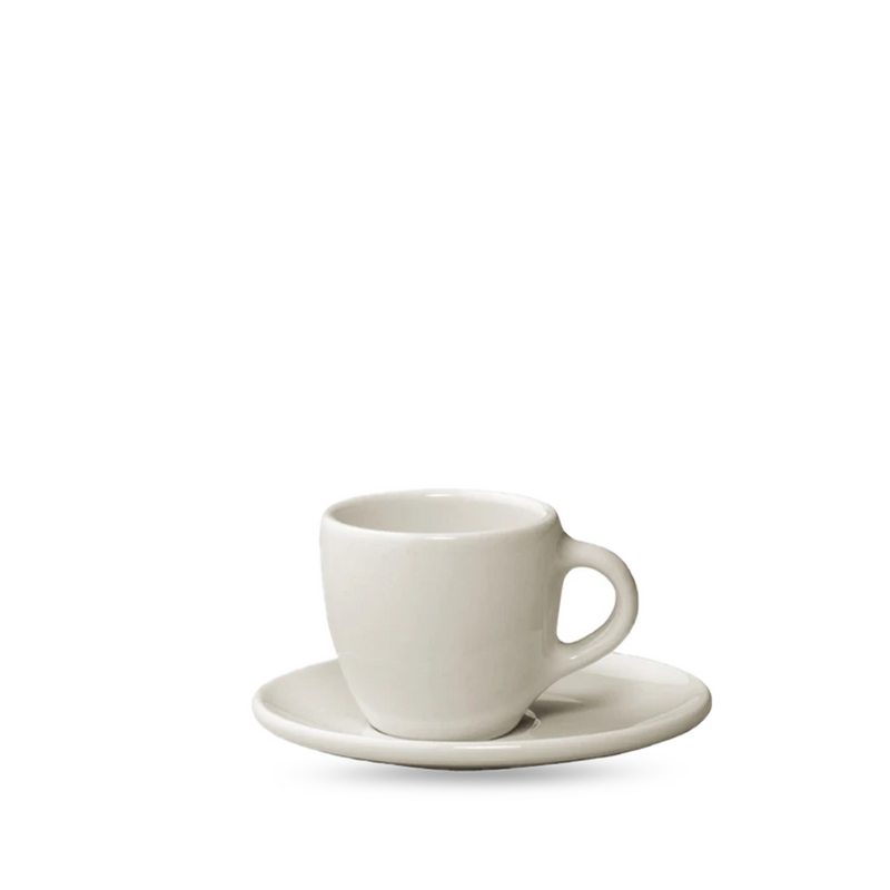 TOPO cup & saucer 80ml