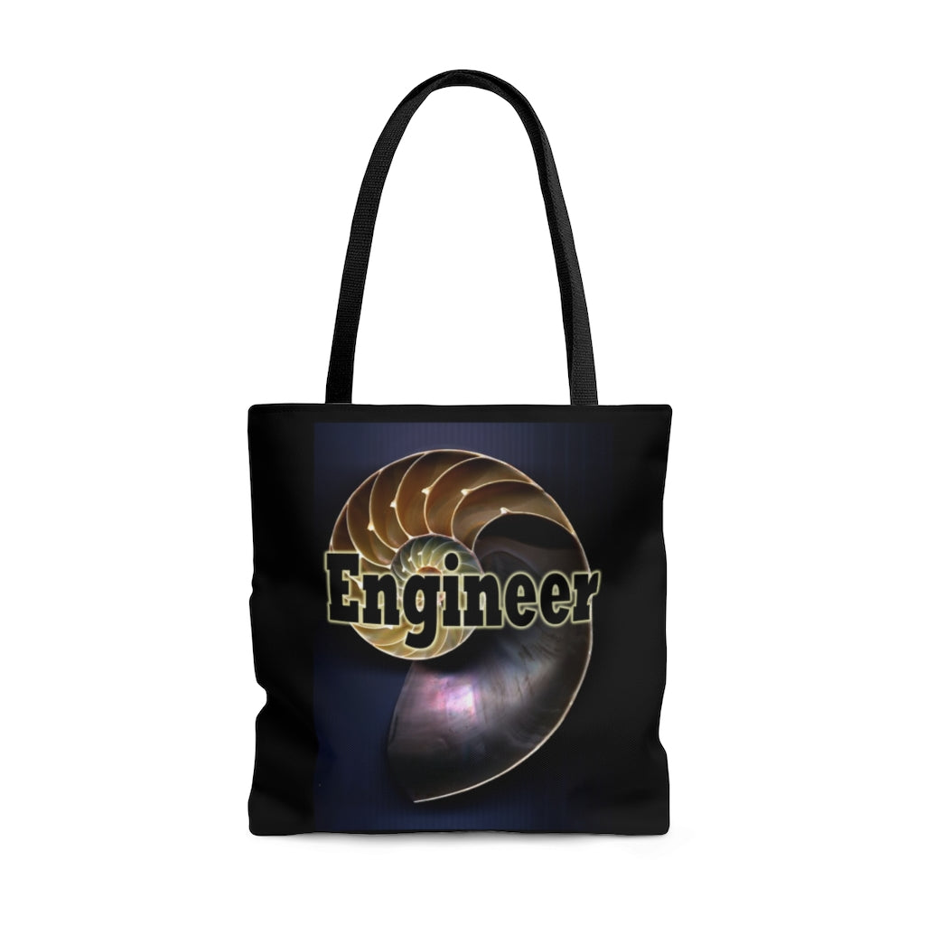 Engineer Nautilus Style Tote Bag
