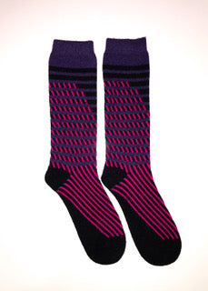 Men's Verge in Dark Purple