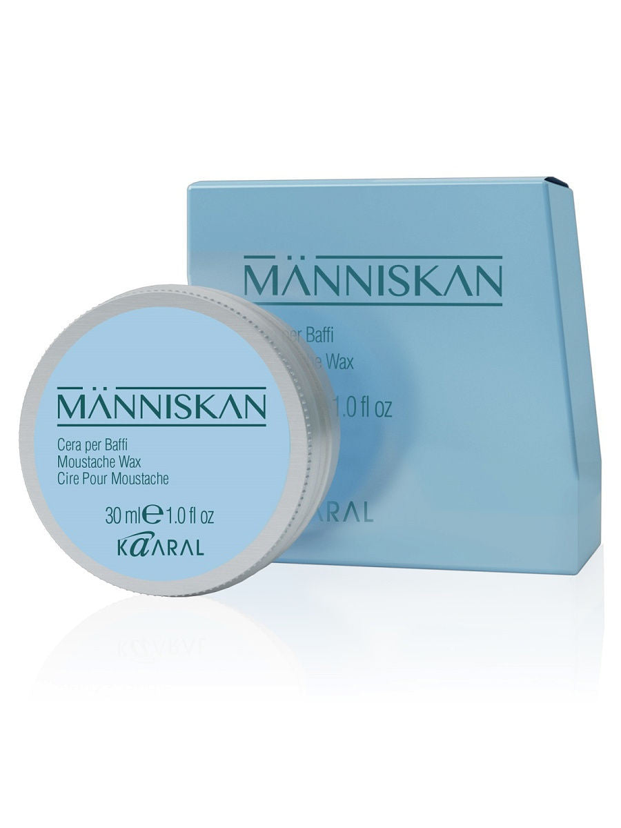 MANNISKAN Moustache Wax by KAARAL