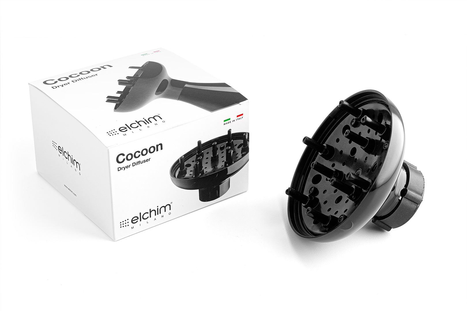 Cocoon Diffuser (2001 Model) by ELCHIM