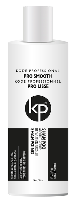 Professional Pro Smooth Shampoo BY KODE