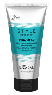 STYLE PERFETTO Insta-Curls Curly/Wavy Hair Cream (Defining Look) by KAARAL
