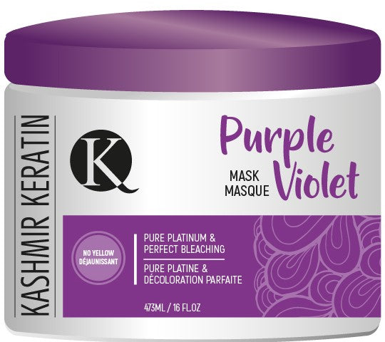 Purple Mask by KASHMIR KERATIN