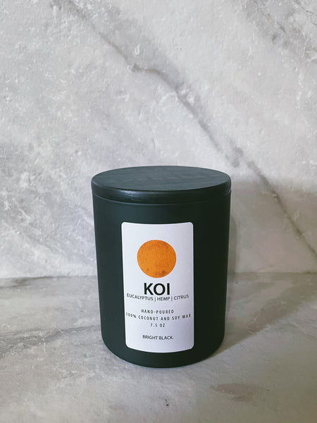 Limited Edition: KOI Candle