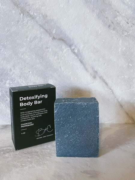 Deep Cleansing Charcoal Soap