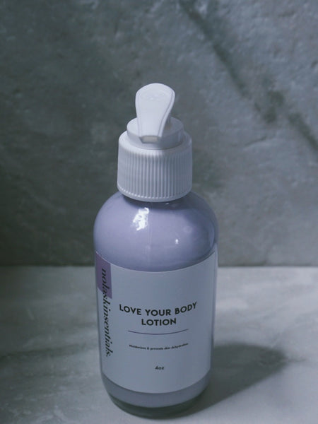 Love Your Body Lotion (Back Order)