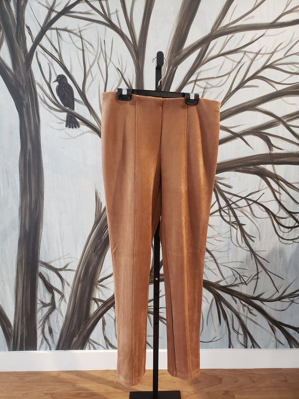 Faux Swede Pull on Pant