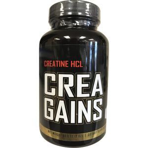 CreaGains Creatine Hydrochloride 80 Serving